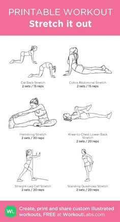 Easy Physical Therapy Thigh Muscle Stretches