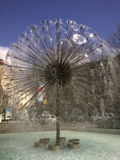 El Alamein Memorial Fountain Kings Cross - Sydney Australia