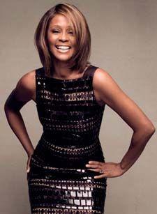 Whitney Houston fashion