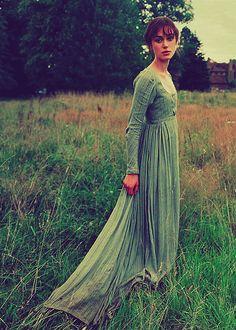 Keira Knightly (pride and prejudice)