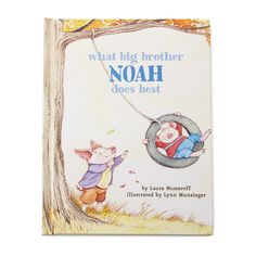 Custom What Big Brother Does Best Book, $35