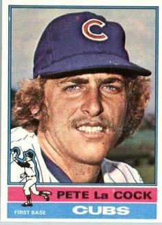 1976 Topps #101 Pete LaCock Chicago Cubs Baseball Card by Topps. $2.95. 1976 Topps #101 Pete LaCock Chicago Cubs ENCASED MLB Baseball Card