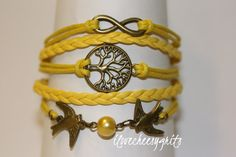 PASSION Handmade Wrap Infinity Tree of Life by ilovecheesygrits, $9.95