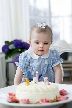 Princess Estelle of Sweden on http://www.bellissimakids.com