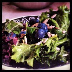 Raw Recipe: Taste Of Summer Crispy Kale Salad