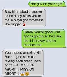 laughing SO HARD!