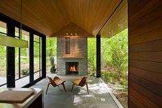 Nevis pool house