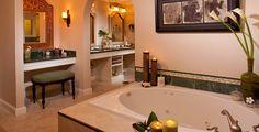Ocean's Edge Honeymoon Beachfront One Bedroom Butler Suite at Sandals Grande Riviera in Ocho Rios, Jamaica