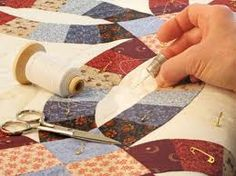 memori, craft, hands, bed, quilts, stitch, wedding rings, blog, hand quilting