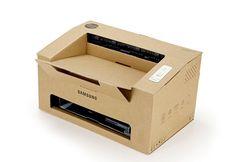 ORIGAMI: 100% Recyclable Personal Mono Laser Printer