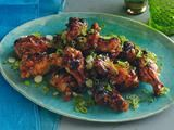 Gina Neely's Honey Mustard Kiss Wings