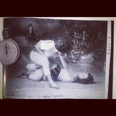 First Women's Jiu jitsu athletes! Totally awesome. bjj