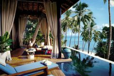 KOH SAMUI | Four Seasons Koh Samui, Thailand | The best hotels in Thailand, at cntraveller.com