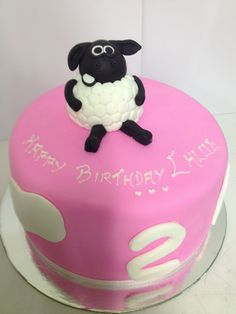 Shaun The Sheep - The Cake Man Lane Cove