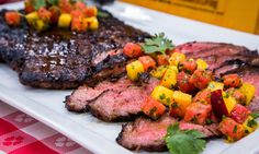 Home & Family - Recipes - Troy Black's Barbecue Recipes | Hallmark Channel