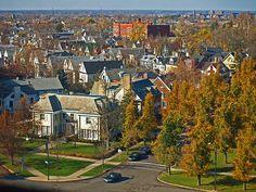 Fall in Buffalo, NY....beautiful!