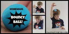 DIY Bouncy Balls!