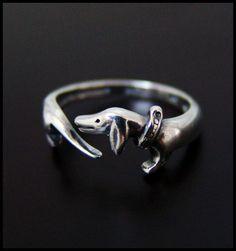 Dachshund Ring - High Quality | eBay