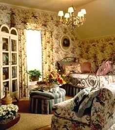 Florals~ English cottage!