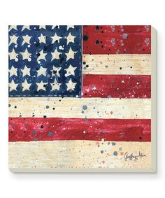 Look at this CounterArt Liberty Coaster - Set of Four on #zulily today!