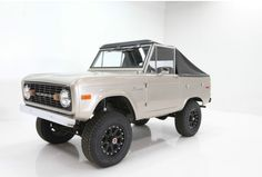 Classic Ford Bronco - Restored