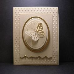 butterfli, white card, greeting cards, paper crafts