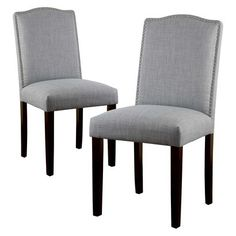 Threshold™ Camelot Nailhead  Dining Chair - Set of 2