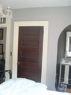 Trim On Pinterest Stained Trim Wood Trim And Stained
