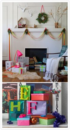 § modern-holiday-decor