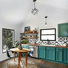 Colorful #kitchen sp