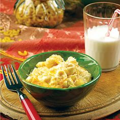 Macaroni and Cheese in the Slow-Cooker