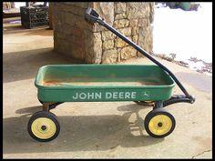 John Deere Wagon for sale by Mecum Auction