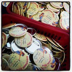 Chapas Para Eventos, #Chapas, #Badges, #Buttons, #Chapea