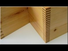 Setup And Use The Box Joint Jig