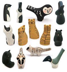 the wonderful ceramic world of Makoto Kagoshima,