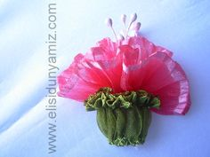 carnation silk ribbon, ribbons, blog, accessories, embroidery, ribbon embroideri, crafts, hat, ribbon flower