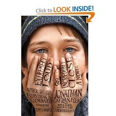 Extremely Loud and Incredibly Close, I need to read this so I can watch the movie. Available at GPL