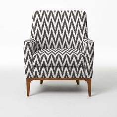 Sloan Upholstered Chair | west elm // living room love.