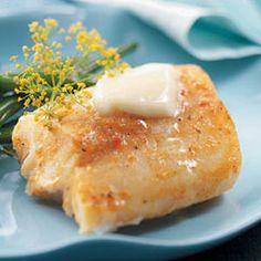 Broiled Cod Recipe