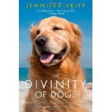 The Divinity of Dogs. Lots of dog stories! If you're not much of a reader the stories are short! If you have a reluctant reader child who loves dogs - consider it! Doesn't violate my faith. Our Creator (human and canine) is awesome!