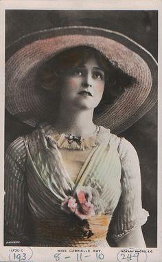 Gabrielle Ray  1910