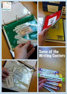 Writing Centers :)