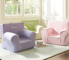Girls' Anywhere Chair Collection #pbkids
