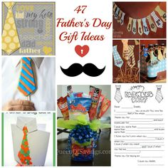 47 Father's Day Gift Ideas!