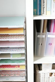 home crafts, work space, crafti room, pretti craft, craftroom, art room, paper storage, first home, craft rooms