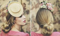 @Cherubina hats & headpieces Mousy