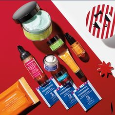 Ole La La! Glow from head to toe with Ole Henriksen's personal favorites of antiaging treatments. #Giftopia