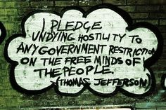 Thomas Jefferson, Original Freedom Fighter