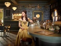 Belle #OnceUponATime #OUAT #ONCERS