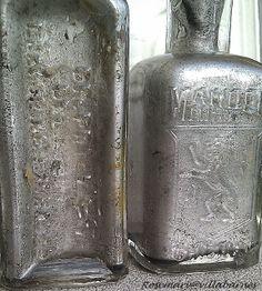 silver leaf bottles